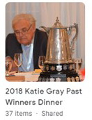2018 Katie Gray Dinner